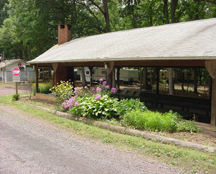 Cedar Mountain Campground - Large Pavilion